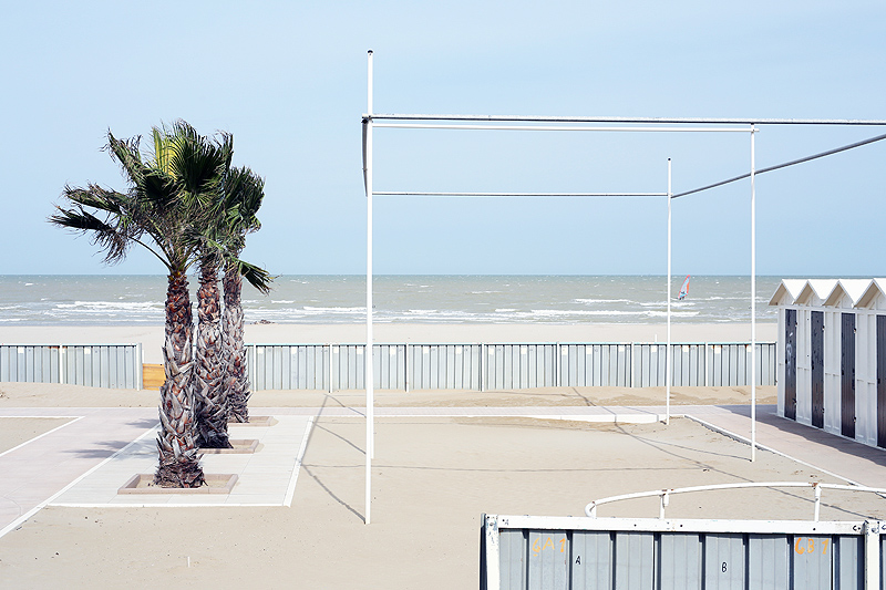 riccione on winter adriatic landscapes - paolo ruggiero photo