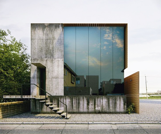 M3/KG House, Tokyo. Most beautiful houses in the world